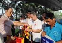giai quan vot cnvcld tong cong ty thep viet nam nam 2018