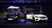 E -Class thế hệ mới (W123) ra mắt tại Việt Nam