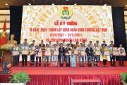 Công đoàn Công Thương kỷ niệm 10 năm thành lập và tôn vinh người lao động