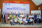 Visa hỗ trợ kỹ năng quản lý tài chính cho sinh viên Việt Nam