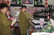 Mở đợt cao điểm chống buôn lậu gian lận thương mại và hàng giả dịp Tết 2018