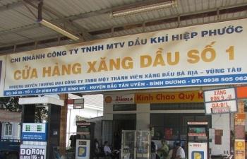 4 doanh nghiep kinh doanh xang dau bi tuoc giay chung nhan du dieu kien ban le