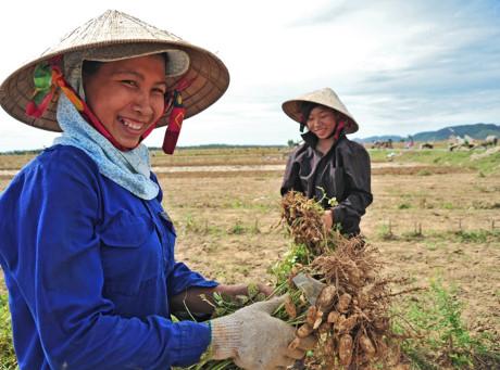 Image result for Hỗ trợ phụ nữ phát triển kinh tế, thoát nghèo