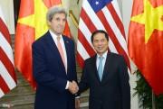 Ngoại trưởng Hoa Kỳ John Kerry thăm Việt Nam