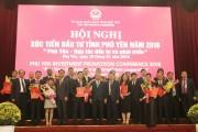 Phú Yên tổ chức Hội nghị Xúc tiến đầu tư quy mô cấp quốc gia