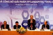 FPT ra mắt giải pháp quản lý tổng thể bệnh viện ứng dụng công nghệ 4.0