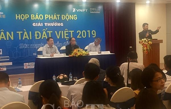 giai nhat nhan tai dat viet 2019 tri gia 200 trieu dong