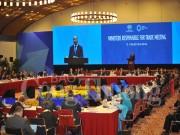 Thủ tướng khai mạc Hội nghị các Bộ trưởng Phụ trách Thương mại