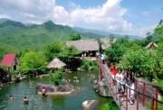 Kiểm tra hoạt động điểm kinh doanh dịch vụ du lịch tại suối Lương