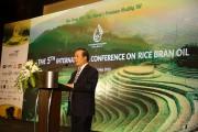 200 chuyên gia quốc tế đến Việt Nam thúc đẩy công nghiệp sản xuất dầu gạo