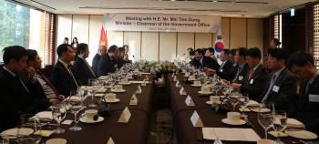 Nhiều DN hàng đầu Hàn Quốc đề xuất tham gia các dự án CNTT lớn của Việt Nam