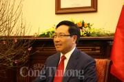 50 năm hun đúc quan hệ ngoại giao Việt Nam - Campuchia