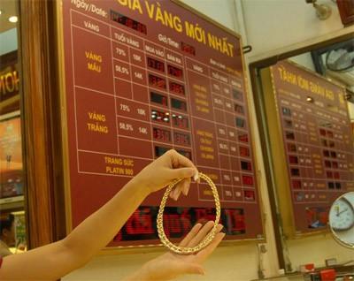 Thị trường vàng trong nước được đánh giá khá chất lượng về cung cầu thị trường và số lượng khách tham gia giao dịch với số lượng khách tham gia theo chiều mua chiếm ưu thế.