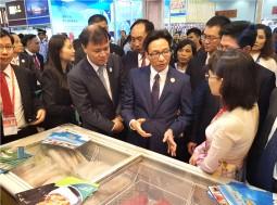 Việt Nam tham gia Hội chợ Trung Quốc - Nam Á lần thứ 5 và Hội chợ xuất nhập khẩu Côn Minh lần thứ 25