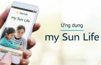 sun life viet nam ra mat ung dung my sun life