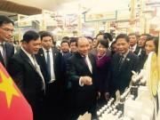 Thủ tướng Nguyễn Xuân Phúc khai mạc Tuần hàng Việt Nam tại Thái Lan