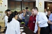 Các nền kinh tế thành viên APEC khảo sát địa điểm tổ chức Tuần lễ cấp cao APEC 2017