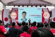 Gần 4.000 tay máy Hà Nội chạy đua trong ngày hội Canon PhotoMarathon 2017