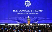 Hàng ngàn CEO APEC tán thưởng bài phát biểu 30 phút của Tổng thống Donald Trump