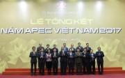 Chủ tịch nước Trần Đại Quang: Thành công của Năm APEC 2017 đã tạo khí thế mới, động lực mới cho cả nước
