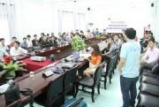 Gần 800 sinh viên đăng ký thi lập trình xe tự hành