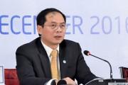 Bốn kỳ vọng của Việt Nam khi đăng cai tổ chức APEC 2017
