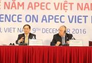 Các nhà lãnh đạo APEC ủng hộ thông qua TPP