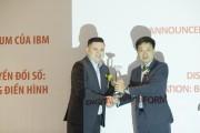 FPT IS là đối tác cao nhất của IBM