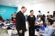 Roche đồng hành cùng ngành Huyết học Việt Nam