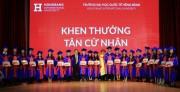 Trường Đại học Quốc tế Hồng Bàng: Trao bằng tốt nghiệp cho 1.543 tân khoa