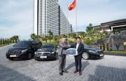 Mercedes-Benz Việt Nam bàn giao 16 xe cho Duyên Hà Resort