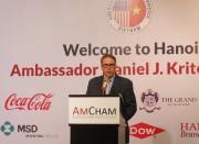 Ông Michael Kelly giữ chức Chủ tịch AmCham Việt Nam