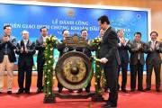 Thủ tướng khai trương phiên giao dịch chứng khoán đầu xuân
