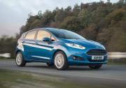Ford Fiesta – chiếc xe cá nhân cỡ nhỏ bán chạy nhất châu Âu