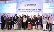 ASEAN tăng cường năng lực giám sát và đánh giá AEC