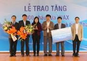 INAX trao tặng 1.000 chậu rửa cho tỉnh Thanh Hóa
