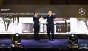 Mercedes-Benz Việt Nam có thêm đại lý mới Haxaco Kim Giang