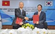 Việt Nam - Hàn Quốc: Tăng cường hợp tác công nghiệp, thương mại và năng lượng