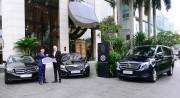 Bổ sung đội xe chuyên chở cao cấp thương hiệu Mercedes-Benz