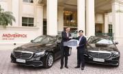 Bàn giao bộ đôi E200 thế hệ mới cho khách sạn Movenpick Hà Nội