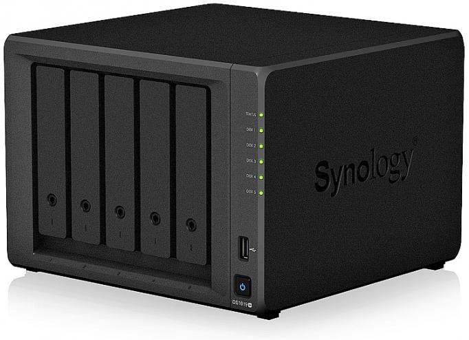 synology ra mat diskstation ds1019