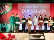 """Gala """"Quà tặng tinh túy từ Bia Saigon"""""""