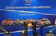 Khai trương Long Biên Ford tại Hà Nội