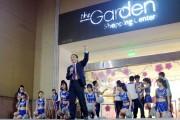 Trung tâm Thương mại The Garden: Hưởng ứng Giờ Trái đất 2017