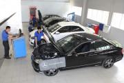 Triệu hồi xe Mercedes-Benz liên quan đến bộ giới hạn dòng điện