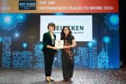 Heineken Việt Nam: Top 10 nơi làm việc tốt nhất Việt Nam