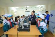 Tăng cường kỹ năng công nghệ thông tin qua du lịch hướng nghiệp