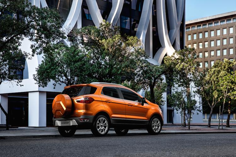 Công bố giá bán chính thức của Ford EcoSport mới