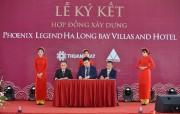 Khởi công xây dựng Phoenix Legend Ha Long Bay Villas and Hotel