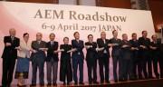 Bộ trưởng Trần Tuấn Anh tham gia Chương trình giới thiệu ASEAN tại Nhật Bản